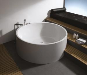 אמבטיה עגולה