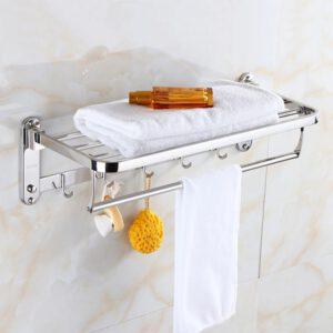 מתלה מגבות לאמבטיה